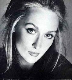 Meryln Streep 1969 by Richard Avedon