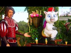 This Unicorn Changed the Way I Poop - #SquattyPotty - YouTube