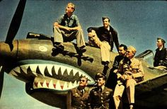 Flying Tigers: The 1st American Volunteer Group (AVG) of the Chinese Air Force in 1941–1942, nicknamed the Flying Tigers, was composed of pi...