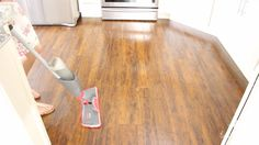 How To Clean Laminate Wood Floors & Care Tips