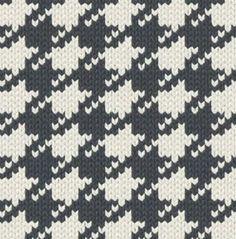 свитер спицами куриная лапка ленивый узор