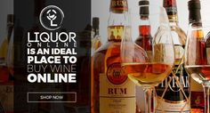 LiquorOnline is a ideal place to buy wine Online