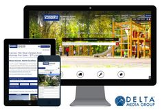 HPW Launches New Website with Delta Media Group Nc Real Estate, Real Estate Companies, North Carolina Triangle, Mobile Responsive, Business Journal, Residential Real Estate, Creating A Business, Business Management, Product Launch