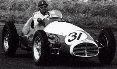 1953 Emmanuel de Graffenried - Maserati A6GCM Maserati