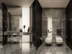 Roohome.com - Did you want to arrange your bathroom with a modern bathroom decor? Have you got an inspiration to do it? If not, you might see our decorating bathroom with modern design right now. Who knows you will find the suitable design that you want. Let\\\'s check and see ...
