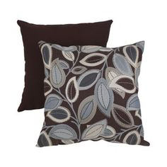 Target Avington Toss Pillow - Set of 2 - Leaves