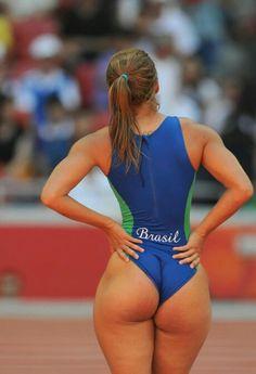 Brasil! #sexyfitnessgirls  http://skinnynolonger.com/sexy-fitness-girls/