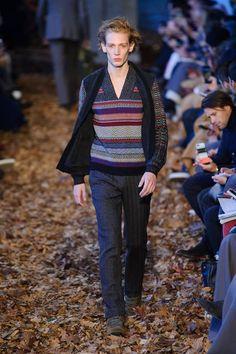 Male Fashion Trends: Missoni Fall/Winter 2016/17 - Milán Fashion Week