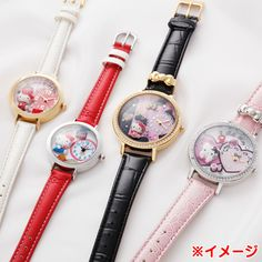 Hello Kitty Deco Watches