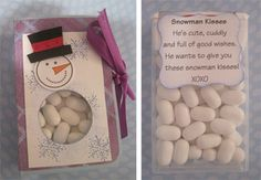 Christmas Crafts with Candies