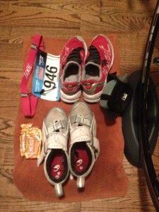 Triathlon in a nutshell - TRANSITION! Tips for beginners...