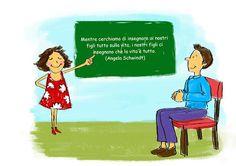 Piccoli Creativi: Mentre cerchiamo di insegnare ai nostri figli tutt...