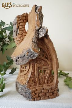 Ales the woodcarver