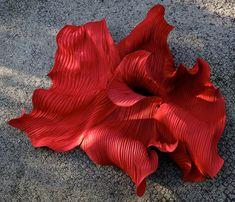 Peter Gentenaar - Rood Landschap