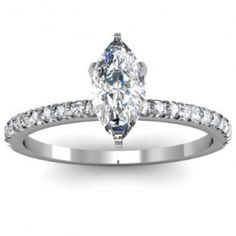 My Ring (hopefully one day) Marquise Engagement Ring
