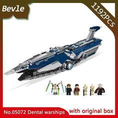 43.53$  Watch here - http://alie3f.shopchina.info/go.php?t=32808149093 - Bevle Store Lepin 05072 1192Pcs With original Box Star Wars Series Republic cruiser Building Blocks Toys For Children 9515 43.53$ #aliexpress