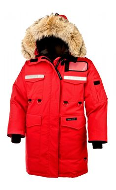 Canada Goose' Langford Parka, Redwood, Small