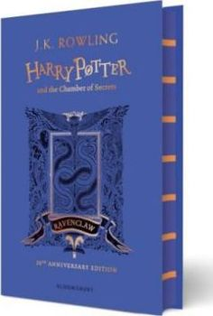 Harry Potter and the Chamber of Secrets - Ravenclaw Edition by J. Rowling, available at Book Depository with free delivery worldwide. Harry Potter Always Quote, Harry Potter Colors, Harry Potter Food, Harry Potter Tumblr, Harry Potter Outfits, Harry Potter Quotes, Harry Potter Fan Art, Ravenclaw, Hogwarts