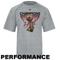 Miami Heat Champs Tee