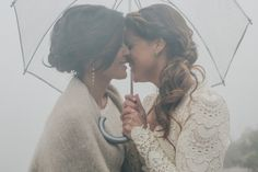 Photographer Steph Grant's Images of Two Arizona Brides' Gorgeous Wedding Will Restore Your Faith in the Beauty of the World www.StephGrantPhotography.com