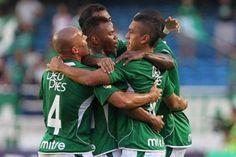 Deportivo Cali en el último suspiro salvó la papeleta en casa Con gol de Miguel Murillo al minuto 90 el Cali logró salvar un punto en casa.