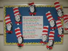 Seuss- Lets See What you Know About Dr. Seuss Poem