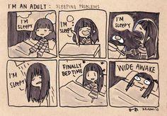 #sleeping #problems