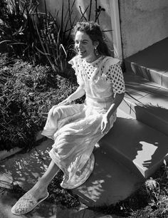 Riley Keough Tells Us What She Loves — Flaunt Magazine Elvis And Priscilla, Priscilla Presley, Lisa Marie Presley, Gucci Gown, Prada Dress, Riley Keough, The Girlfriends, Celebs, Celebrities
