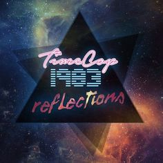 'My First Crush (feat. Trevor Something)' by Timecop1983 // #music #electronic #electro #synthwave #dreamwave #retrowave