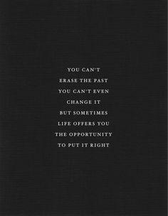 make it right.