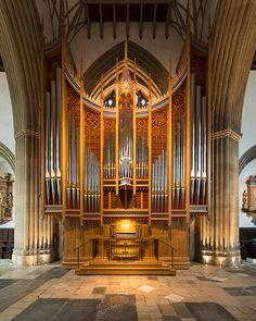 Merton College Chapel The University of Oxford Oxford, England