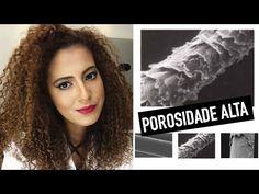 Como cuidar de um cabelo com POROSIDADE ALTA | Mari Morena - YouTube