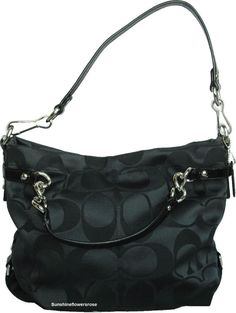 I am happy to say that I own this Coach purse and it is by far my favorite of all my other purses..