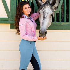 The Lexington Horse - Romfh® Sarafina Full Seat Breeches, $161.95 (https://www.lexingtonhorse.com/romfh-sarafina-full-seat-breeches/)