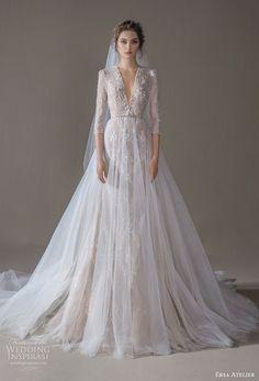 Wedding Robe, Luxury Wedding Dress, Best Wedding Dresses, Bridal Dresses, Wedding Gowns, Versace Wedding Dress, Sleeved Wedding Dresses, 2 In 1 Wedding Dress, A Line Wedding Dress With Sleeves