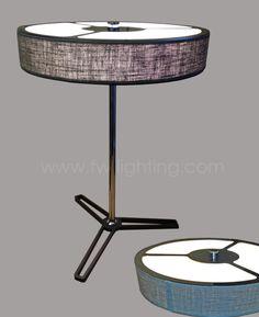 Baulmann Leuchten Led Table Lamp From 1964 1965 Retro Design