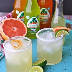 9 Cocktails Made With Jarritos Soda