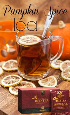 There's nothing like drinking a cup of hot tea while wrapped up in a cozy knit blanket and reading a good book. If you're getting tired of your typical tea, try making an easy-to-make chai tea latte, a healing cinnamon tea, or a nutritious vanilla green t Pumpkin Recipes, Fall Recipes, Pumpkin Drinks, Pumpkin Spice Tea, Spiced Pumpkin, Hot Tea Recipes, Autumn Tea, Autumn Fall, Cinnamon Tea