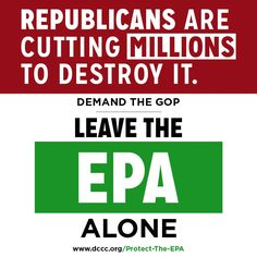 New GOP plan to cut EPA funding by 1/3RD. Vote them out. Big oil David Koch and his brother Charles (net worth $34.2 billion each) played pivotal behind-the-scenes roles bankrolling rightwing activist groups that helped organize the Teaparty. The Kochs have been the key funders of the of anti global warming campaign.