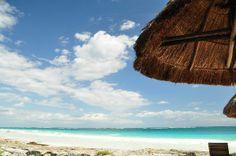 Tulum Beach - more information on www.family-travel-planner.de