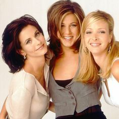 "Which ""Friends"" Leading Lady Are You?"
