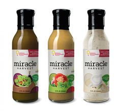 Miracle Harvest for Children's Miracle Network Hospitals® - Dressing Packaging & Branding