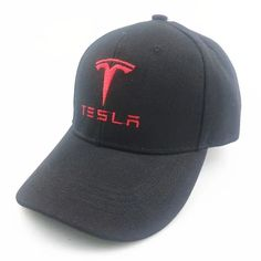 2020 New Baseball Cap unisex Car truck hat embroidery for tesla model 3 85 X Motorcycle Car Styling Accessories New Tesla, Hat Embroidery, Baseball Cap, Fashion Accessories, Motorcycle, Trucks, Unisex, Hats, Model