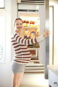 What to eat while being pregnant