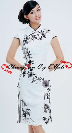 CHINA VESTIMENTA MODERNA New Outfits, Cool Outfits, Fashion Outfits, Womens Fashion, Pretty Outfits, Pretty Dresses, Cheongsam Dress, Chinese Clothing, Ao Dai