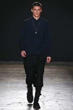 Male Fashion Trends: Ports 1961 Fall/Winter 2016/17 - Milan Fashion Week