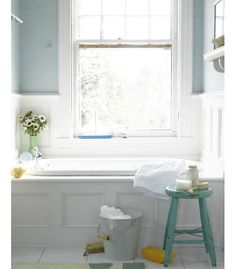 bathroom with drop in tub - Home and Garden Design Ideas