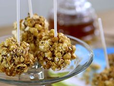 Watch Gluten-Free Popcorn Balls and explore more videos how-tos and cooking tips at Food.com.