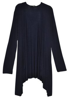 Find a huge collection of Navy Blue Cardigans for women with various types of cardigans like long, short, designer, waterfall, chunky and many more & different patterns from popular brands UK. Cheap Cardigans, Cardigans For Women, Navy Blue Cardigan, Navy Women, Blouse, Sweaters, Clothes, Collection, Shopping