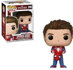 * From the Spider-Man Videogame, Spider-Man Unmasked, as a stylized POP vinyl figure from Funko!* Stylized collectible stands nearly 10 cm tall, perfect for any Spider-Man Videogame fan!* Collect and display all Spider-Man Videogame POP! Funko Pop Marvel, Marvel Pop Vinyl, Funko Pop Spiderman, Spider Man Funko Pop, Funko Pop Dolls, Funko Pop Figures, Vinyl Figures, Anime Pop Figures, Marvel Heroes